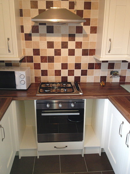 Kitchen project in Luton